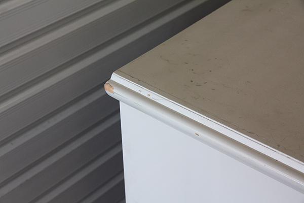 引出し家具 修理 再塗装